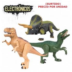 DINOSAURIO PEQUEÑO WILD PREDATORS (SURTIDO)