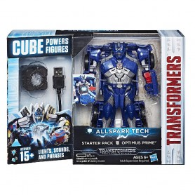 TRANSFORMERS 5 - ALL SPARK TECH OPTIMUS PRIME