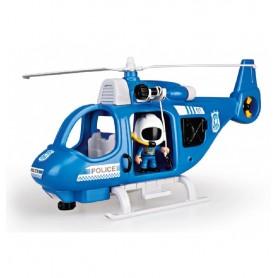 PINYPON ACTION HELICOPTERO POLICIA