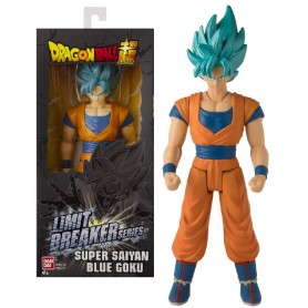 DRAGON BALL - GOKU SUPER SAIYAN BLUE - FIGURA LIMIT BREAKER
