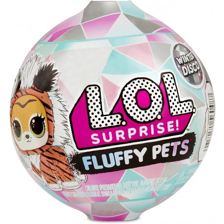 L.O.L SURPRISE - FLUFFY PETS WINTER