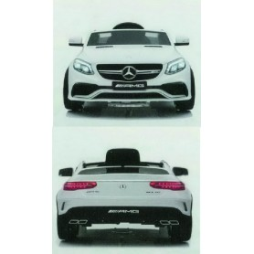 MERCEDES BENZ AMG GLE COUPE 63 - 12V 7AH BLANCO