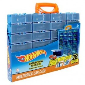 HOT WHEELS - CAJA PARA 28 COCHES