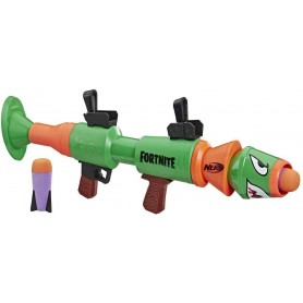 NERF FORTNITE LANZADOR RUSTY ROCKET RL