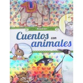 LIBRO CUENTOS CON ANIMALES (ME GUSTA