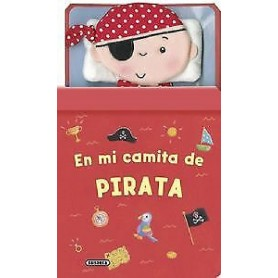 LIBRO EN MI CAMITA DE PIRATA