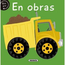 LIBRO EN OBRAS (GIRA LA RUEDA)
