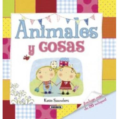 LIBRO ANIMALES Y COSAS (MUNDO MENUDO)