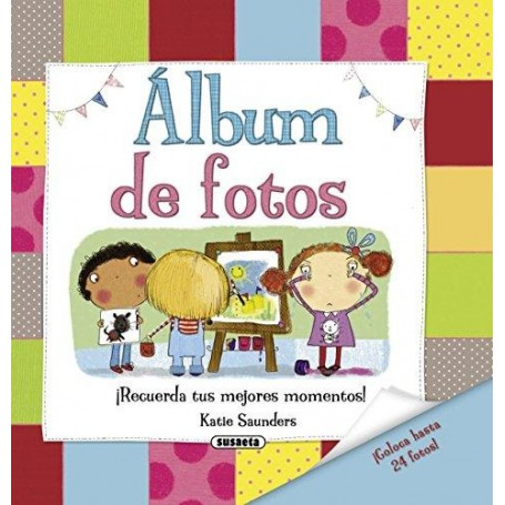 LIBRO ALBUM DE FOTOS   (MUNDO MENUDO)