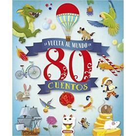 LIBRO VUELTA AL MUNDO EN 80 CUENTOS
