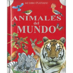 LIBRO ANIMALES DEL MUNDO