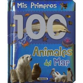 LIBRO ANIMALES DEL MAR