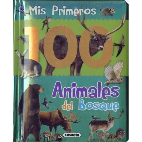 LIBRO ANIMALES DEL BOSQUE