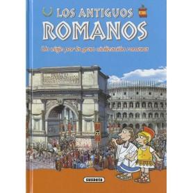 LIBRO LOS ANTIGUOS ROMANOS