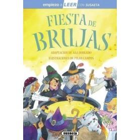 LIBRO FIESTA DE BRUJAS