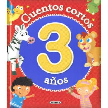 LIBRO CUENTOS CORTOS PARA 3 AÑOS