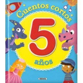 LIBRO CUENTOS CORTOS PARA 5 AÑOS