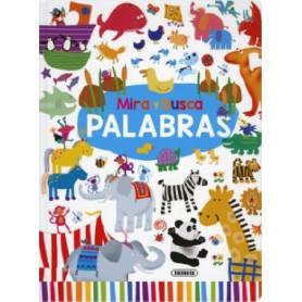 LIBRO MIRA Y BUSCA PALABRAS