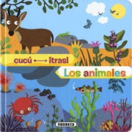 LIBRO CUCÚ TRAS! LOS ANIMALES