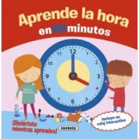 LIBRO APRENDE LA HORA EN 60 MINUTOS
