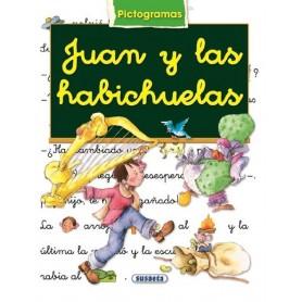 LIBRO JUAN Y LAS HABICHUELAS (PICTOGRAMAS)