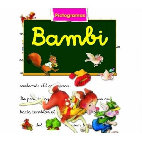 LIBRO BAMBI (PICTOGRAMA)