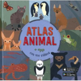 LIBRO ATLAS ANIMAL
