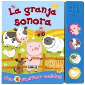 LIBRO LA GRANJA SONORA