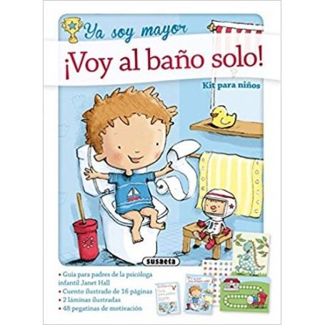 LIBRO !VOY AL BAÑO SOLO! (YA SOY MAYOR)