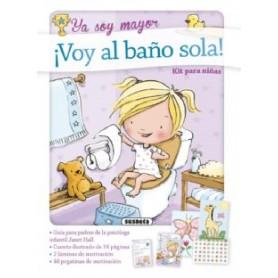 LIBRO !VOY AL BAÑO SOLA! (YA SOY MAYOR)