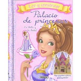 LIBRO PALACIO DE PRINCESAS (LEE Y CONSTRUYE)