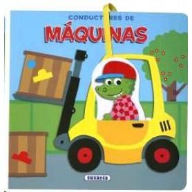 LIBRO CONDUCTORES DE MAQUINAS