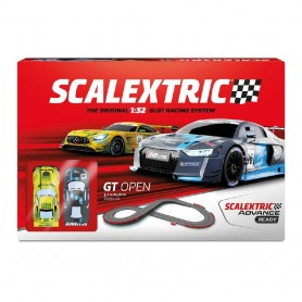 CIRCUITO SCALEXTRIC GT OPEN ORIGINAL SYSTEM