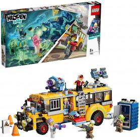 LEGO HIDDEN AUTOBÚS DE INTERCEPCIÓN - LEGO 70423