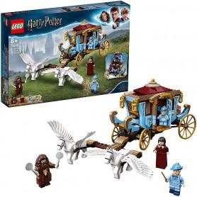 LEGO HARRY POTTER - CARRUAJE DE BEAUXBATONS: LLEGADA A HOGWARTS 75958