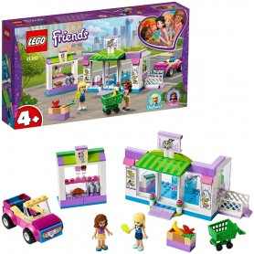SUPERMERCADO DE HEARTLAKE CITY LEGO FRIENDS 41362