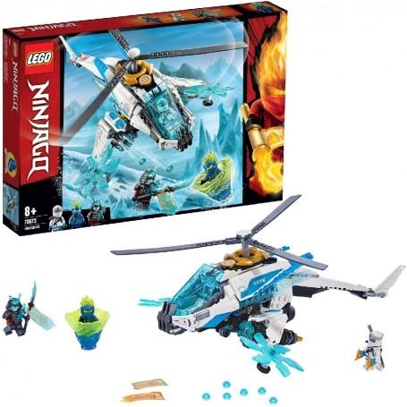 LEGO NINJAGO SHURICÓPTERO - LEGO 70673