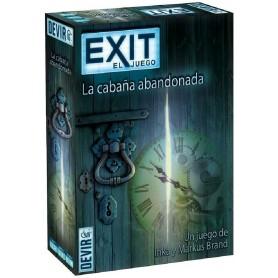 EXIT - LA CABAÑA ABANDONADA, JUEGO DE MESA