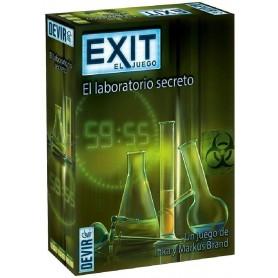 JUEGO EXIT - EL LABORATORIO SECRETO