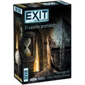 JUEGO EXIT : EL CASTILLO PROHIBIDO