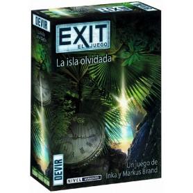 JUEGO EXIT: LA ISLA OLVIDADA