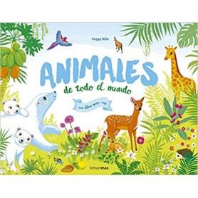 ANIMALES DE TODO EL MUNDO.TIMUN