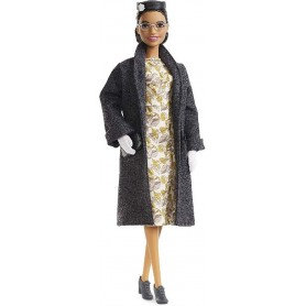 BARBIE COLLECTOR - MUJERES QUE INSPIRAN ROSA PARKS