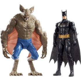 BATMAN - PACK FIGURAS BATMAN & MAN-BAT