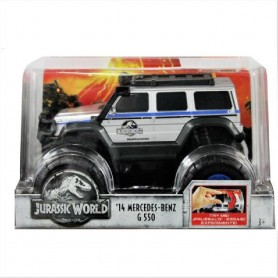 JURASSIC WORLD: MERCEDES BENZ MATCHBOX 1:24