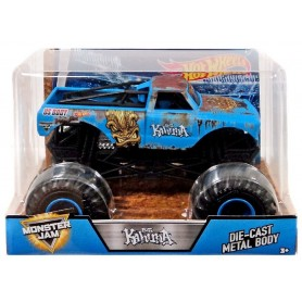 COCHE MONSTER JAM BIG KAHUNA