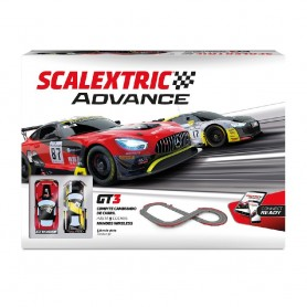 CIRCUITO SCALEXTRIC GT3 ADVANCE SYSTEM