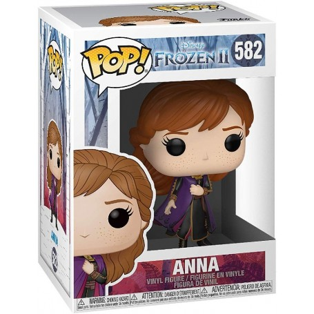 FIGURA FUNKO POP! - ANNA - DISNEY FROZEN 2