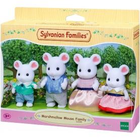 SYLVANIAN FAMILIES - FAMILIA RATÓN MARSHMALLOW
