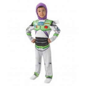DISFRAZ BUZZ LIGHTWEAR TOY STORY 3-4 AÑOS
